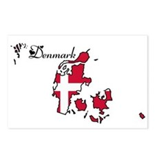 Cool Denmark Postcards (Package of 8)