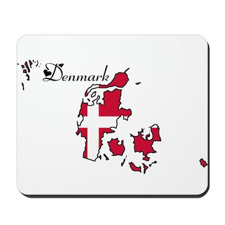 Cool Denmark Mousepad