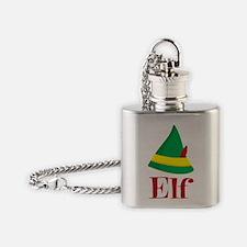 Unique Elves Flask Necklace