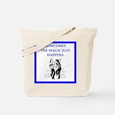 jitterbug Tote Bag