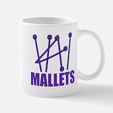 Purple Mallets Mugs