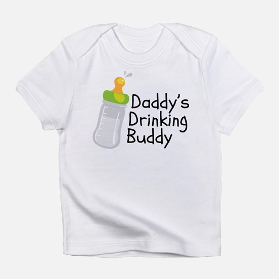Cute Funny baby and kids Infant T-Shirt