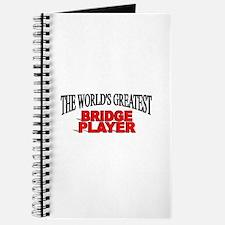 """The World's Greatest Bridge Player"" Journal"