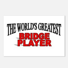 """The World's Greatest Bridge Player"" Postcards (Pa"