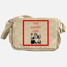 ballroom Messenger Bag