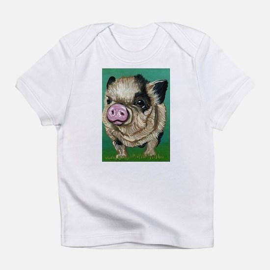 Micro Pig Infant T-Shirt