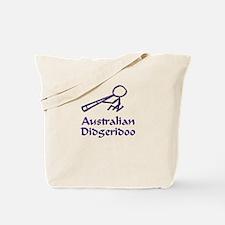 Australian Didgeridoo Tote Bag