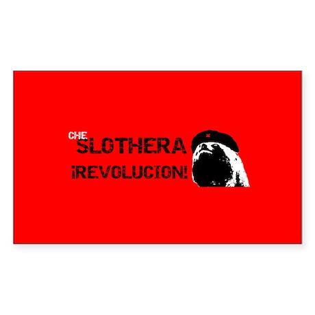 Che Slothera Sticker
