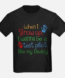 Test Pilot Like Daddy T