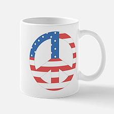 Peace Symbol Mugs