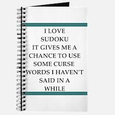 sudoku joke Journal