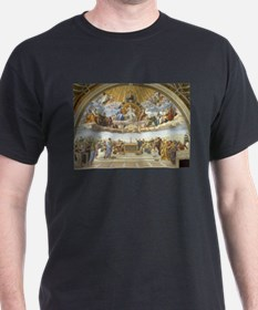 Disputa by Raphael T-Shirt