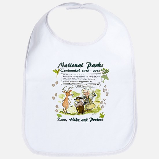 National Parks Centennial Bib