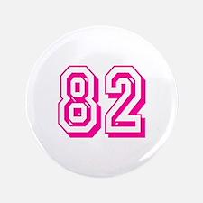 82 Pink Birthday Button