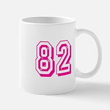 82 Pink Birthday Mug