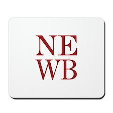 NEWB Mousepad