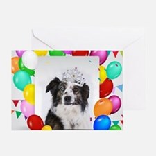 Cute Canine Greeting Card