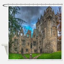 Donegal Castle Shower Curtain