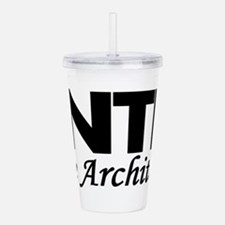INTP | The Architect Acrylic Double-wall Tumbler