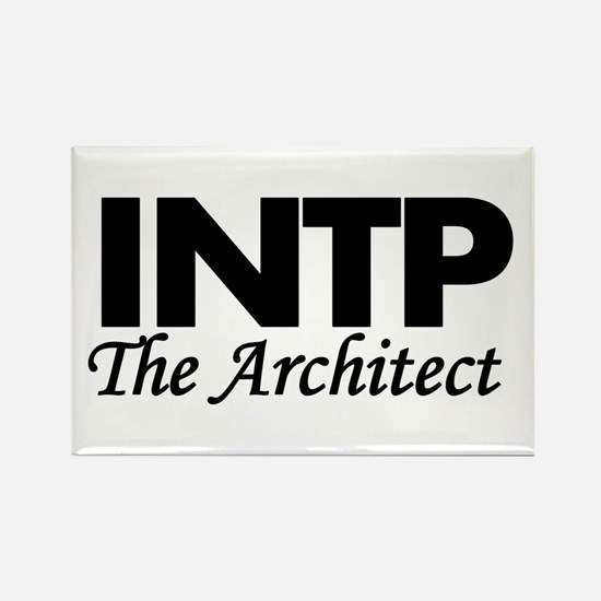 INTP | The Architect Magnets