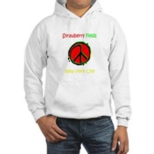 """""""STRAWBERRY FILEDS NYC"""" Hoodie"""