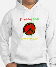 """STRAWBERRY FILEDS NYC"" Hoodie"