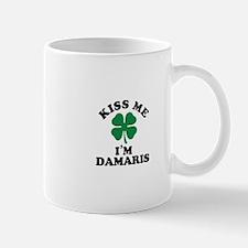 Kiss me I'm DAMARIS Mugs