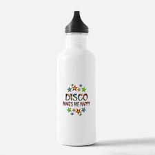 Disco Happy Water Bottle