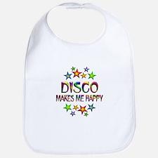 Disco Happy Bib