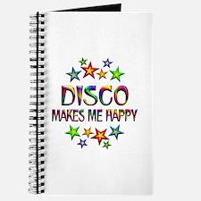 Disco Happy Journal