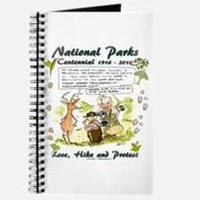 National Parks Centennial Journal