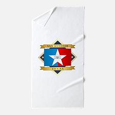 San Antonio Beach Towel