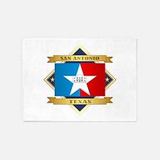 San Antonio 5'x7'Area Rug