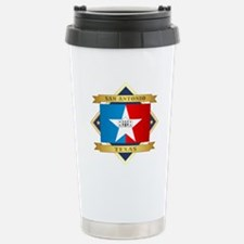 San Antonio Travel Mug