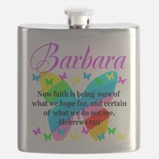 HEBREWS 11:1 Flask