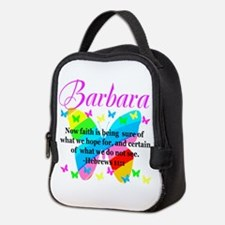 HEBREWS 11:1 Neoprene Lunch Bag
