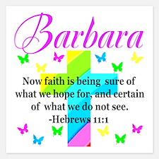 HEBREWS 11:1 Invitations