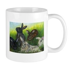 The Fortunate Ones Right-Hand Mug