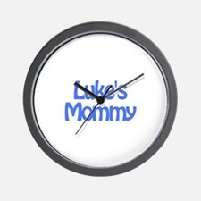 Luke's Mommy Wall Clock