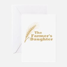 The Farmer's Daughter Greeting Cards (Pk of 10)