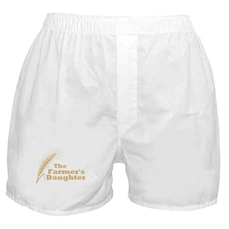 The Farmer's Daughter Boxer Shorts