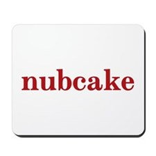 Nubcake Mousepad