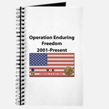 Operation Enduring Freedom Journal
