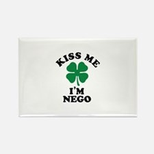Kiss me I'm NEGO Magnets