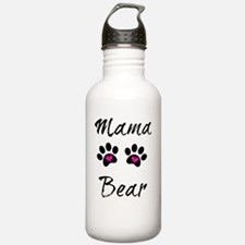 Cute Bear paw Water Bottle