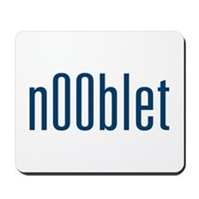 n00blet Mousepad