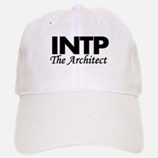 INTP | The Architect Baseball Baseball Cap