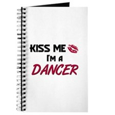 Kiss Me I'm a DANCER Journal