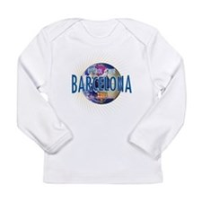 F.C. Barcelona Long Sleeve T-Shirt