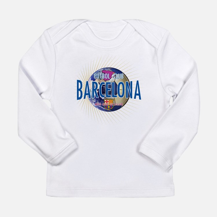 F.C. Barcelona Long Sleeve T-Shirt